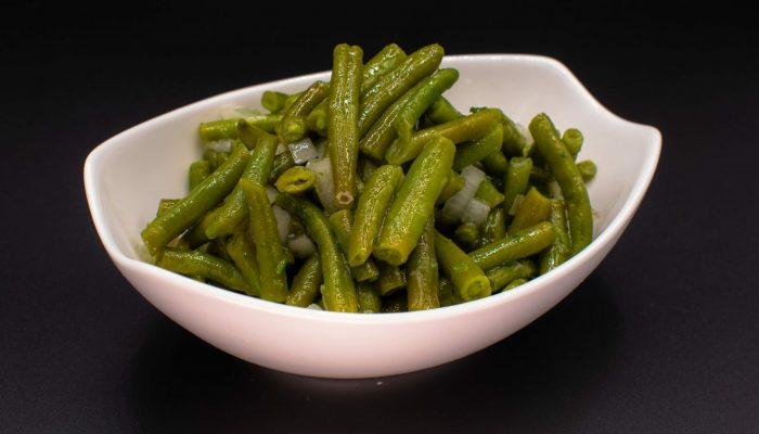 Gruene Bohnensalat 2